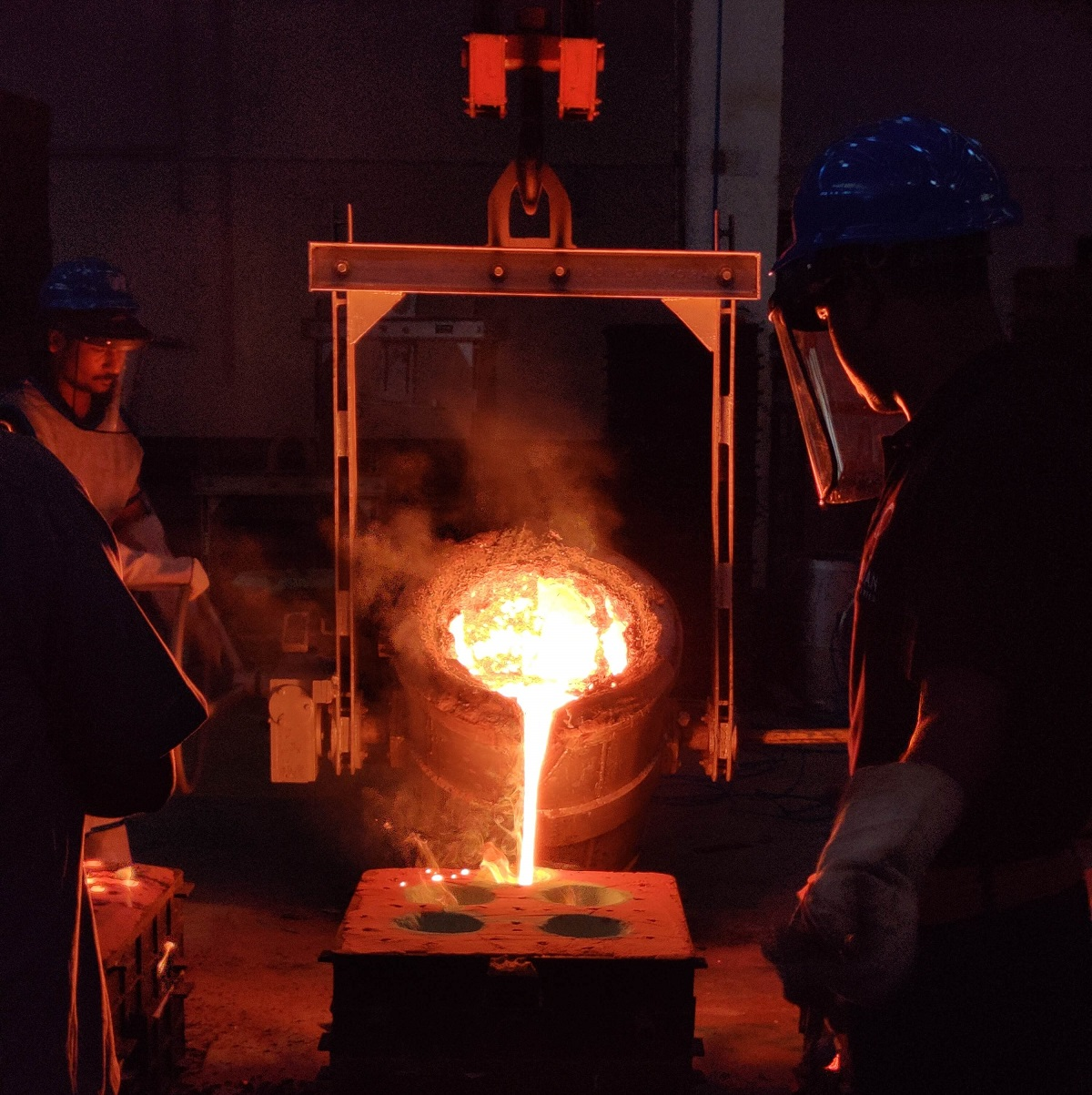 casting parts manufacturer in India