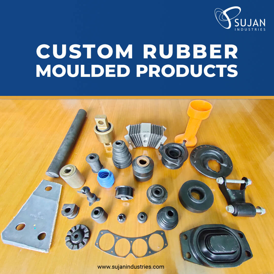 Custom Rubber Moulded Products