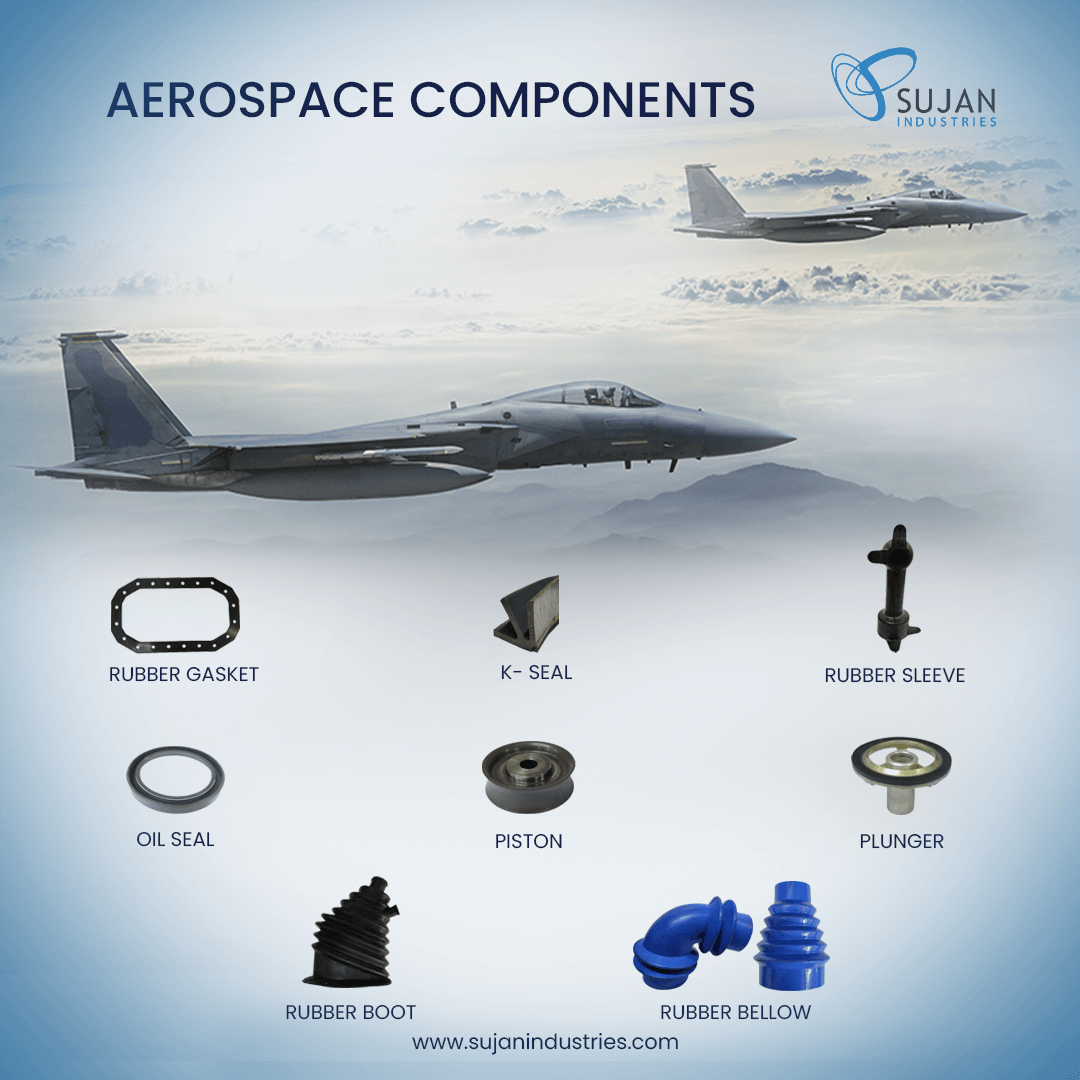Aerospace components manufacturers in India